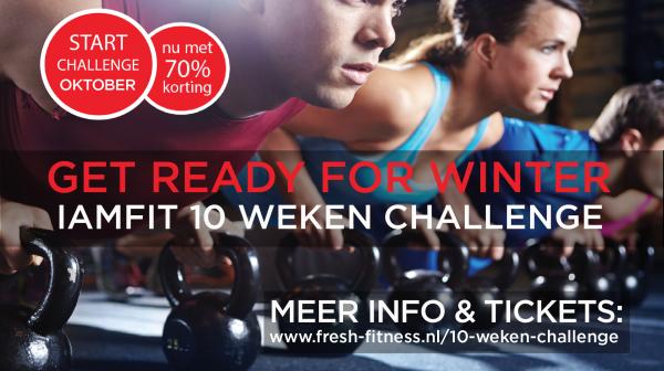 10 weken challenge winter