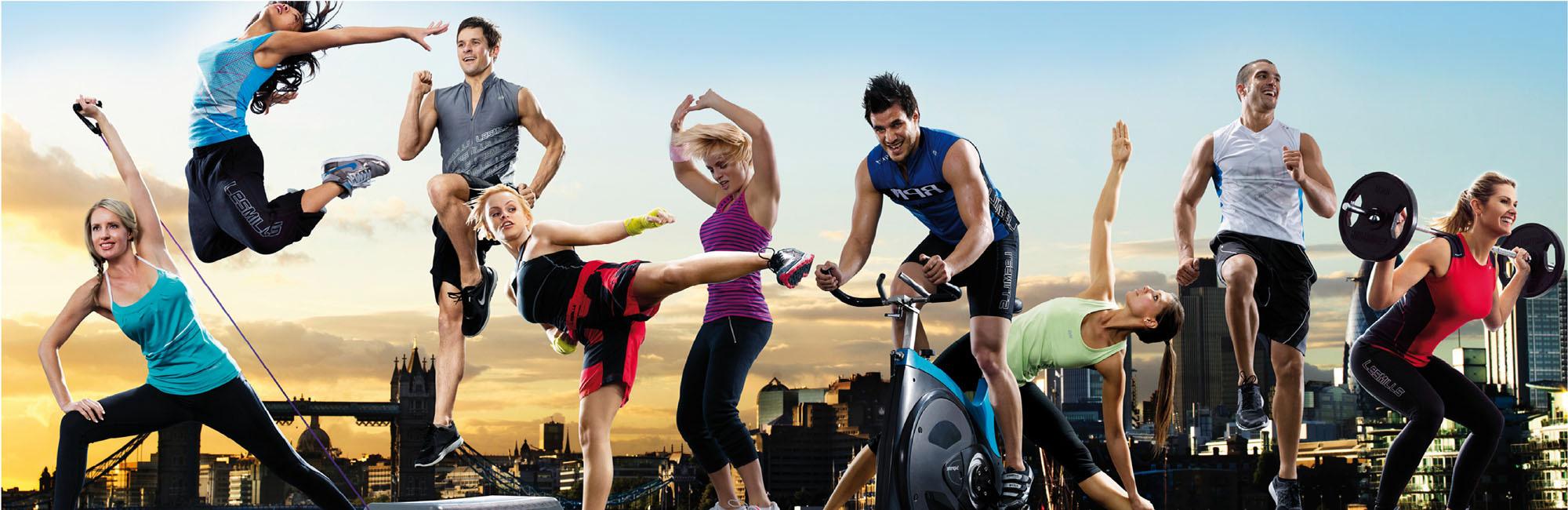 Fresh Fitness groepslessen