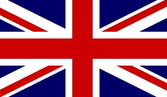 English Flag Fresh Fitness