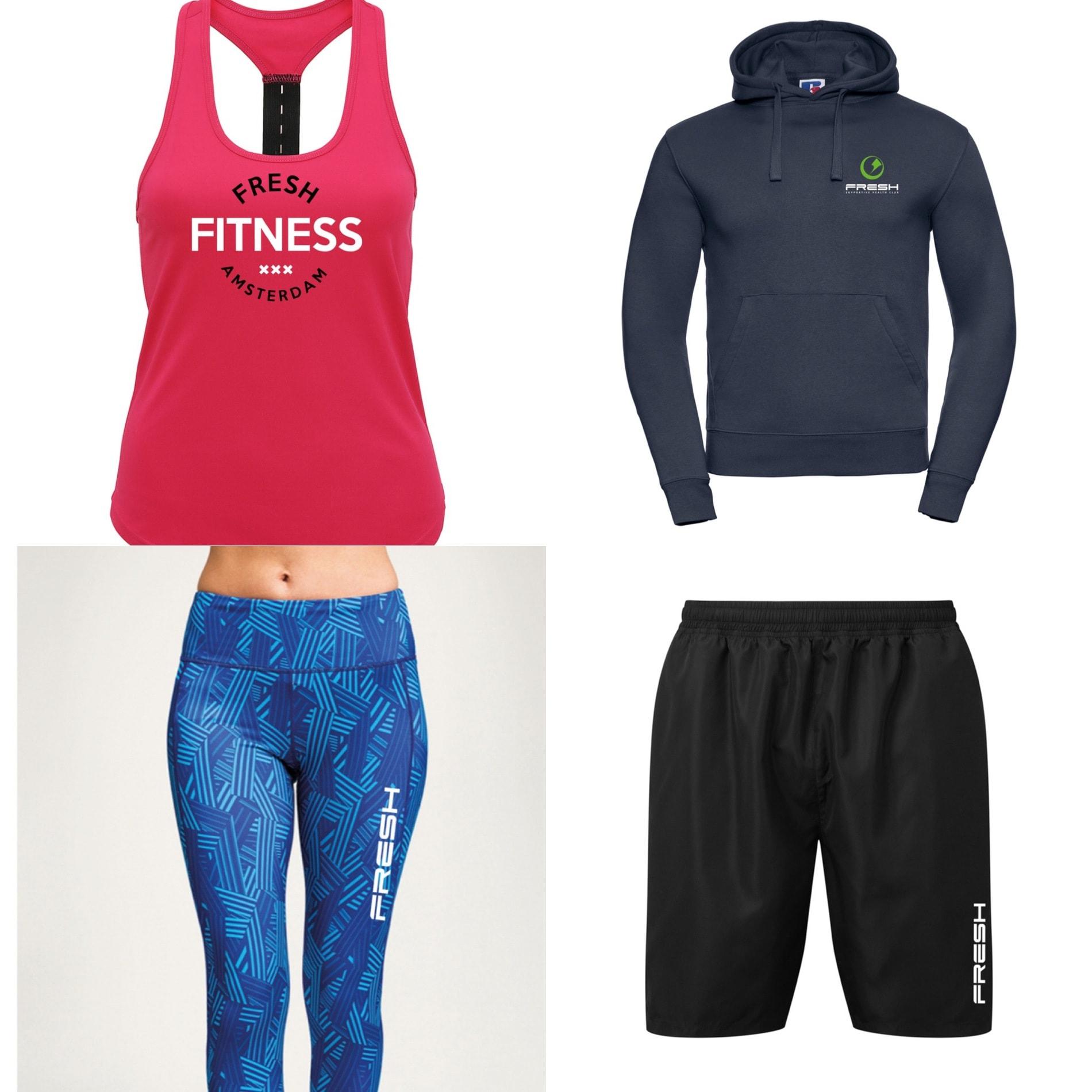Sportkleding Fresh Fitness